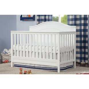 Top Reviews Charlie 4-in-1 Convertible Crib By Harriet Bee