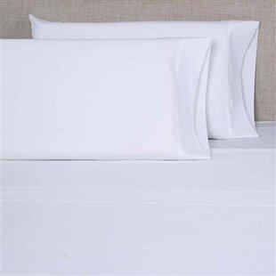 Hospitality 200 Thread Count Flat Sheet (Set of 12) ByAffluence Hospitality