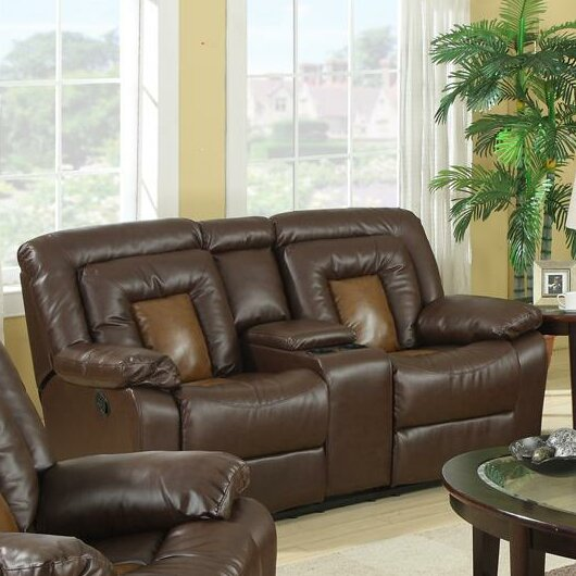 Modern Style Alice Reclining Loveseat Shopping Special: