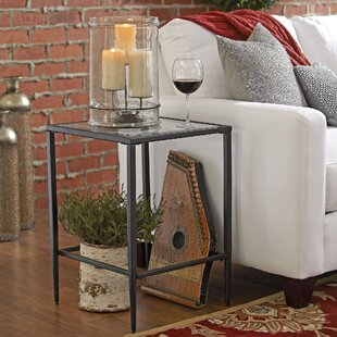 Glass End Tables You\'ll Love | Wayfair