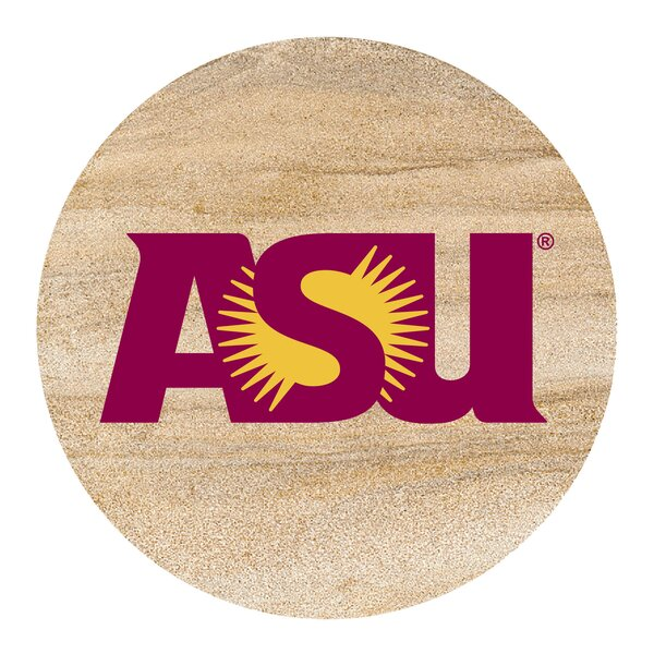 Arizona State University Collegiate Coaster (Set of 4) by Thirstystone