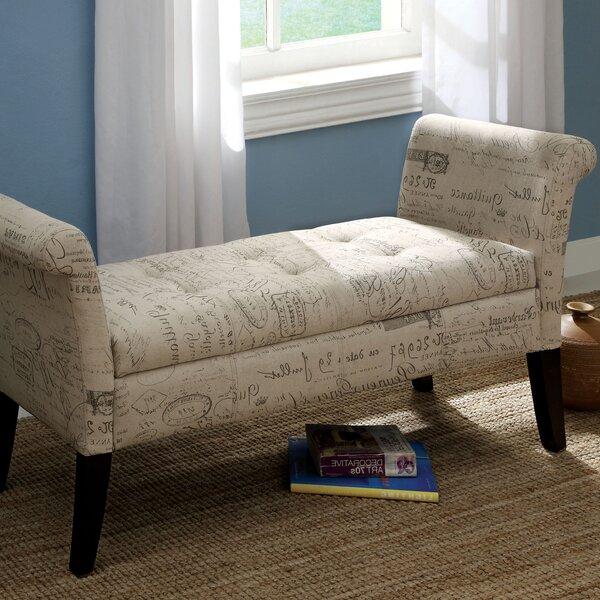 Harper Upholstered Storage Bench By Hokku Designs