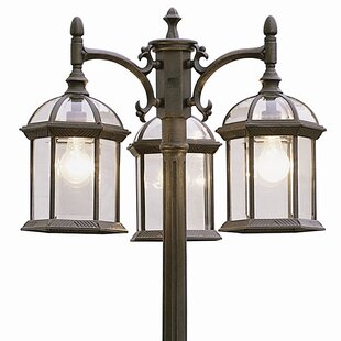 Powell 3-Light 79 Post Light By Laurel Foundry Modern Farmhouse Outdoor Lighting