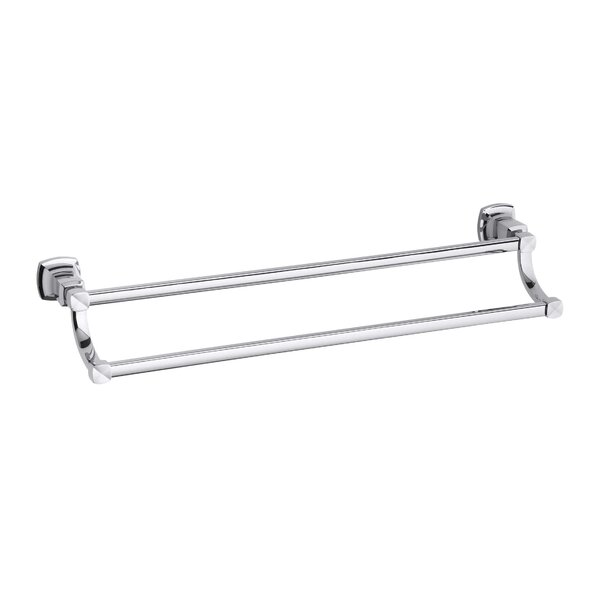 Margaux Double 24 Wall Mounted Towel Bar by Kohler