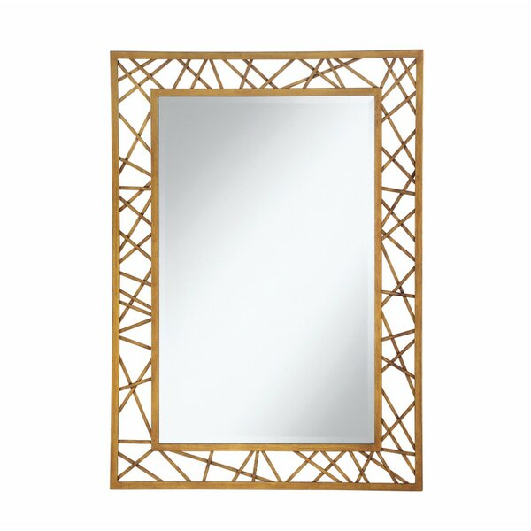 Deckard Rectangular Accent Mirror by Wrought Studio