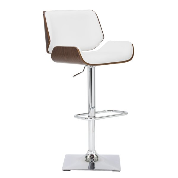 Killam Adjustable Height Swivel Bar Stool By Comm Office