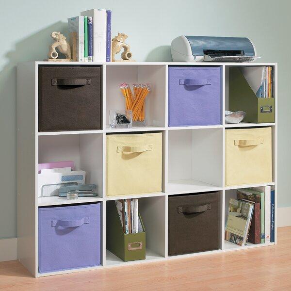 Cubicals Cube Unit Bookcase By Closetmaid.