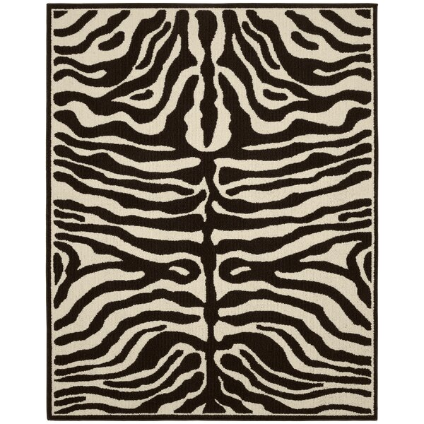 Safari Putty/Ivory Area Rug by Garland Rug