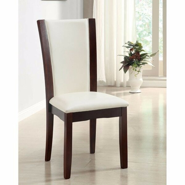 LeDonne Upholstered Dining Chair (Set of 2) by Latitude Run