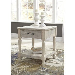 Find for Theron End Table By Highland Dunes