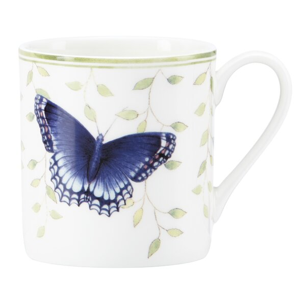 Butterfly Meadow Relax Mug by Lenox