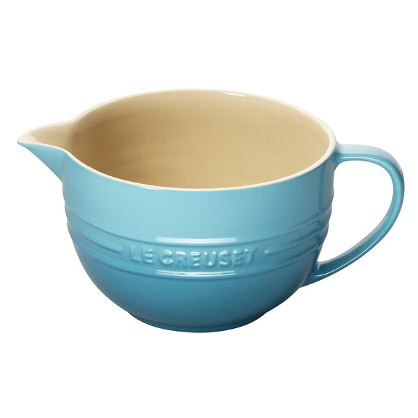 Stoneware Batter Mixing Bowl by Le Creuset