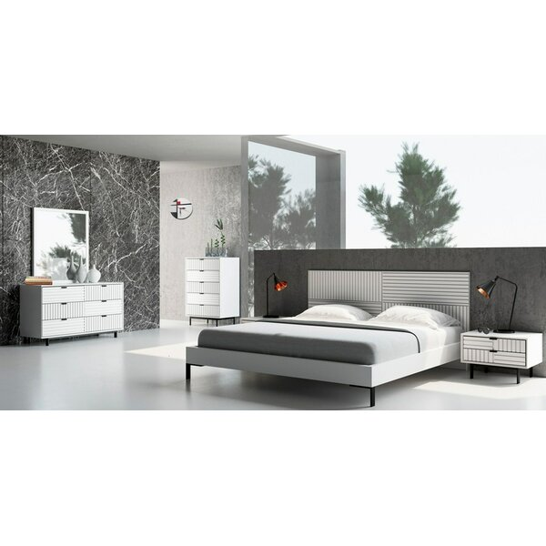 Arnett Platform Bedroom Set by Trule Teen