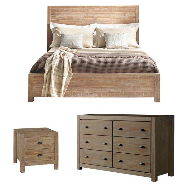 Montauk Standard Configurable Bedroom Set By Grain Wood Furniture