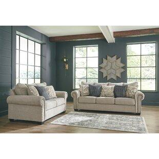 Snediker Standard Configurable Living Room Set by Charlton Home®