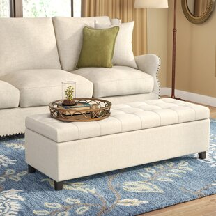 Foosland Tufted Upholstered Storage Bench
