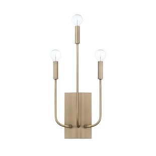 Save  sc 1 st  AllModern & Modern Candle Wall Sconces | AllModern
