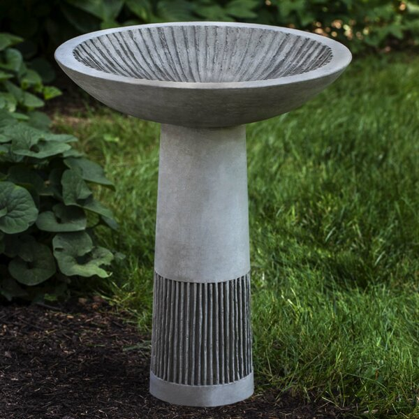 Equinox Birdbath by Campania International