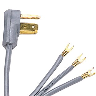 5' Universal Dryer Cord by Certified Appliances
