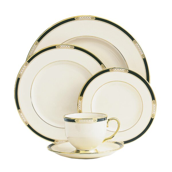 Hancock 5 Piece Place Setting Set, Service for 1 by Lenox