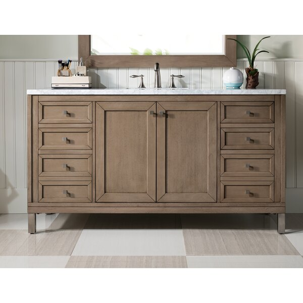 Whitworth 60 Single Bathroom Vanity Set by Brayden Studio