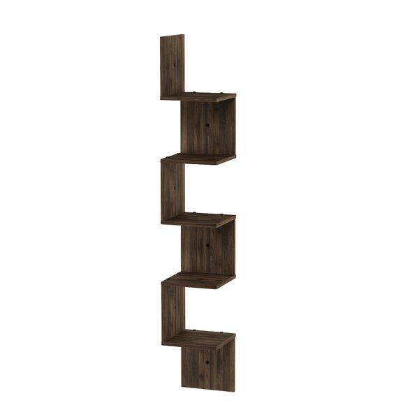 5 Shelf Wall Mount Wall Shelf by Ebern Designs
