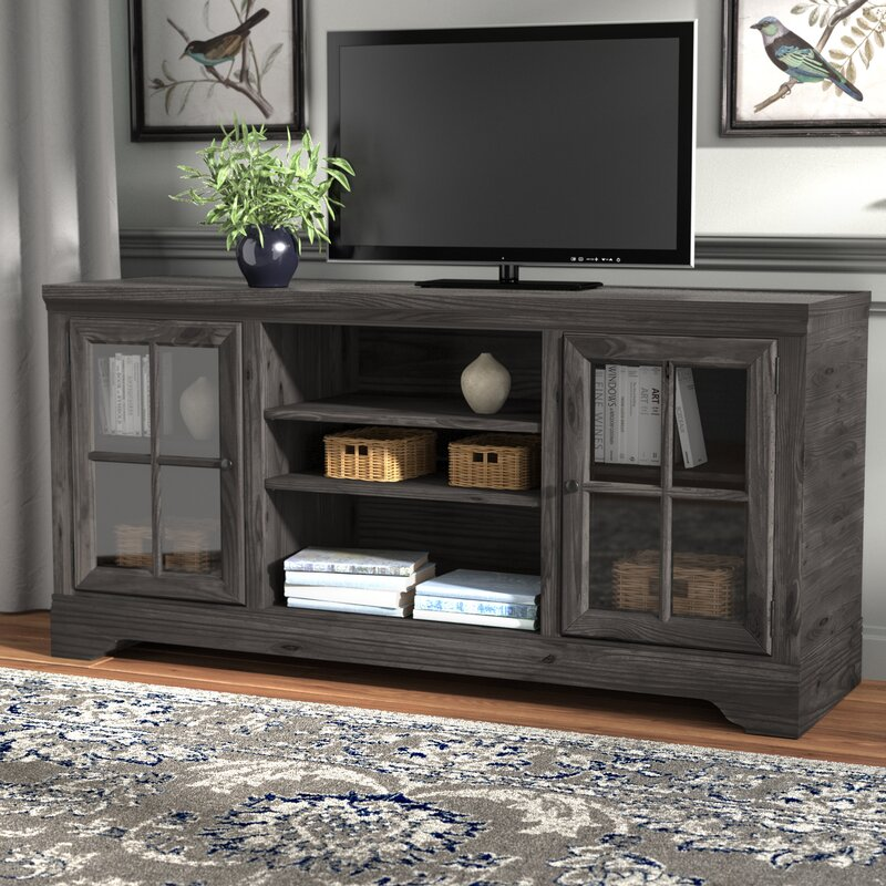 "Three Posts Zurich TV Stand for TVs up to 75"" & Reviews 