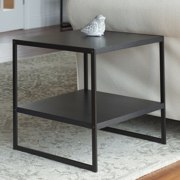 Kirk End Table by 17 Stories