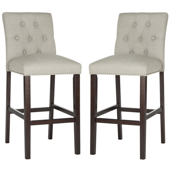 Gowans 31.5 Bar Stool (Set of 2) by Darby Home Co