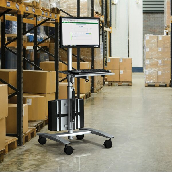 Adjustable Beta AV Cart by Balt
