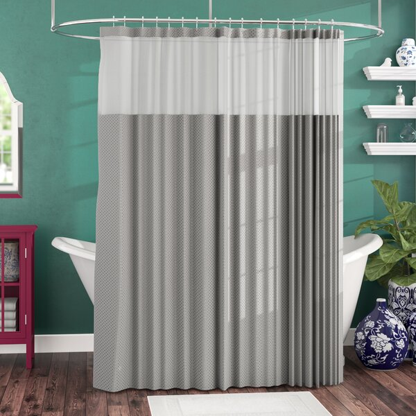 Guerrero Shower Curtain by Alcott Hill