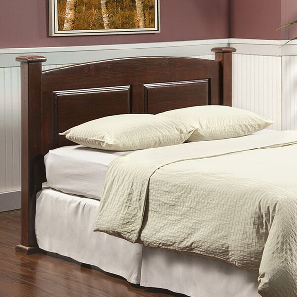 Suriel Transitional Sturdy Panel Headboard by Loon Peak