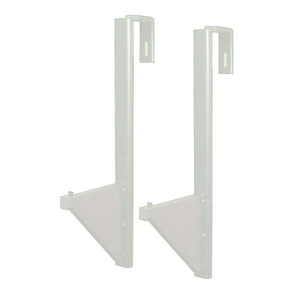 Cubicle Wall Rack for Blueprints by Adir Corp