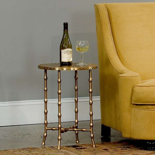 Etienne End Table by Charlton Home Charlton Home