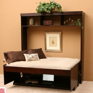 Murphy Bed Desk Combo Wayfair - Table converts to bed