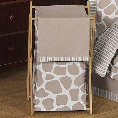 Giraffe Laundry Hamper by Sweet Jojo Designs