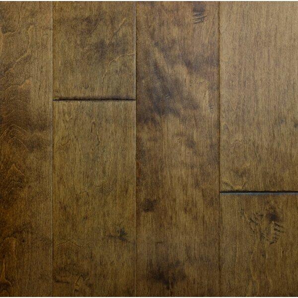 Modern Home 5 Engineered Birch Hardwood Flooring in Earthen by Albero Valley
