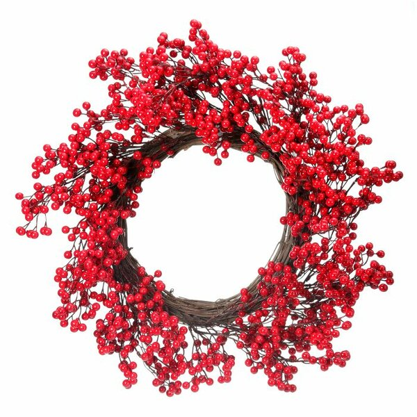 Large Berry Wreath by Regency International