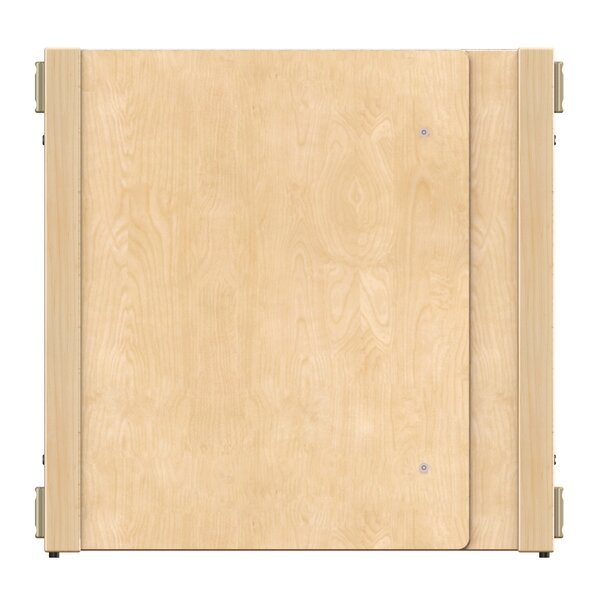 KYDZ Suite® Plywood Accordion Panel by Jonti-Craft