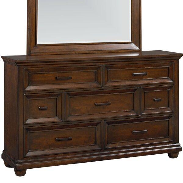 Ponca 7 Drawer Dresser by Standard Furniture