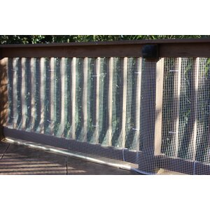 Heavy Duty Outdoor Netting, Neutral