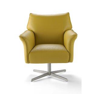 Upholstered Swivel Armchair ...
