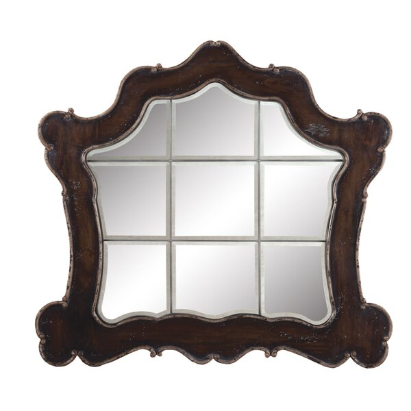 Ornate Accent Mirror by One Allium Way