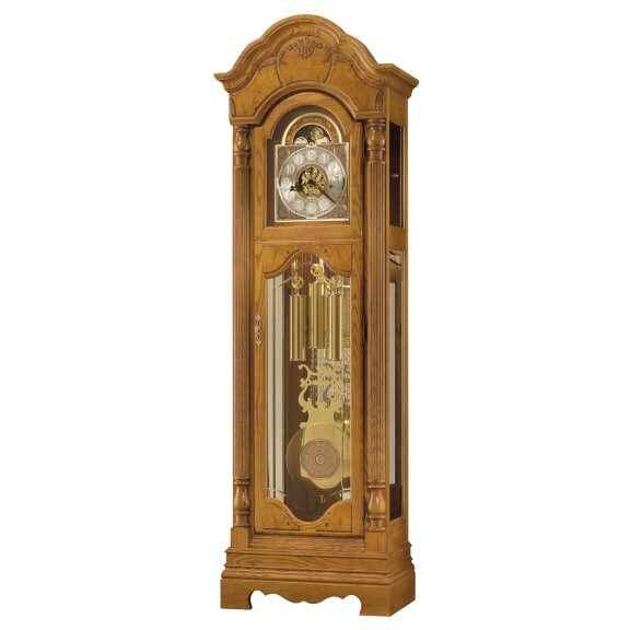 Kinsley 86 Grandfather Clock by Howard Miller®