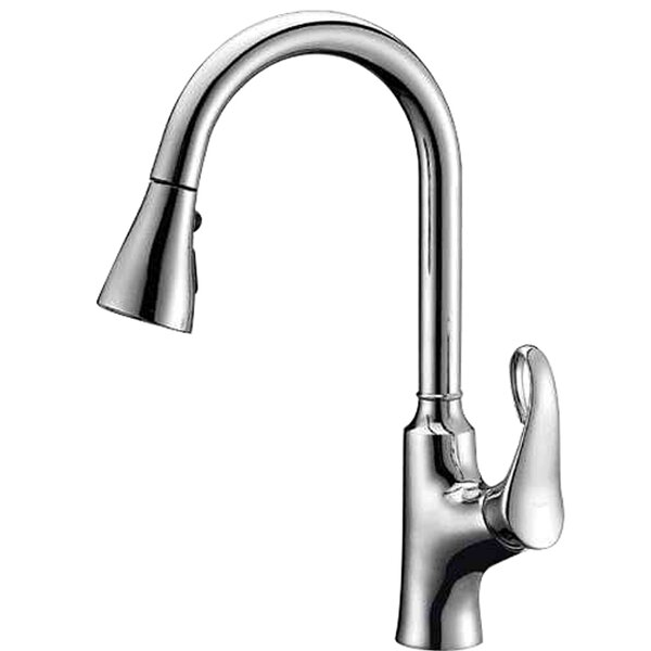 Single Handle Kitchen Faucet by Dawn USA Dawn USA