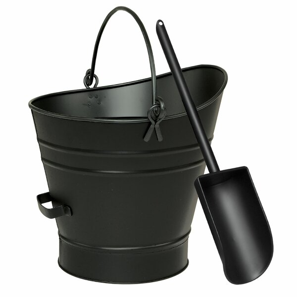 Scoop Pellet Bucket by Minuteman International