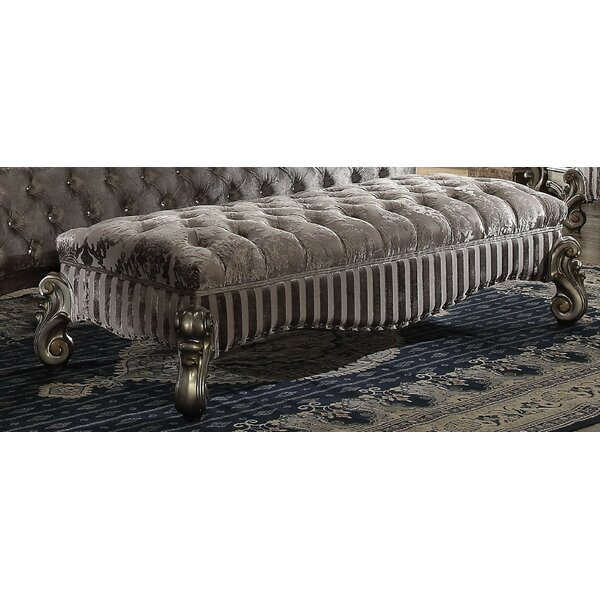 Tanner Wood Bench by Astoria Grand Astoria Grand