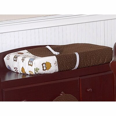Night Owl Collection Changing Pad Cover by Sweet Jojo Designs