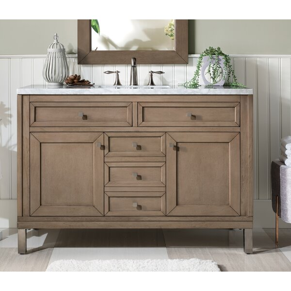 Whitworth 48 Single Bathroom Vanity Set by Brayden Studio