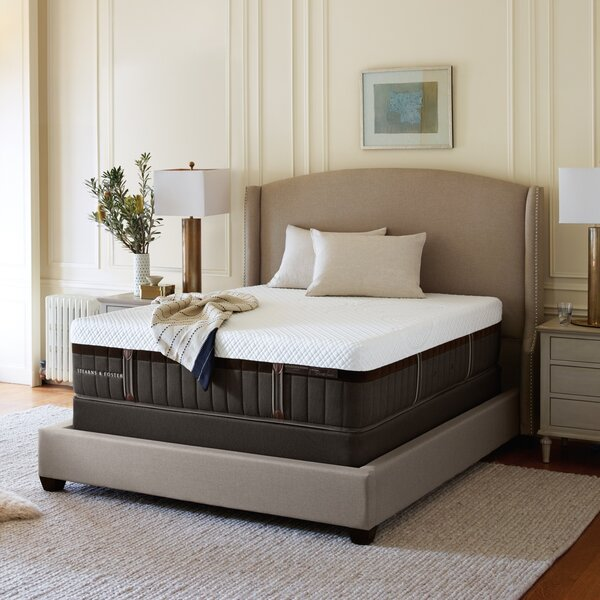 Lux Estate Hybrid 15 Plush Mattress by Stearns & Foster